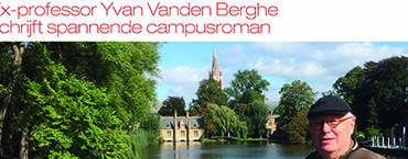 Boek van de week HBvLPLUS: Yvan Vanden Berghe – Onder geleerden