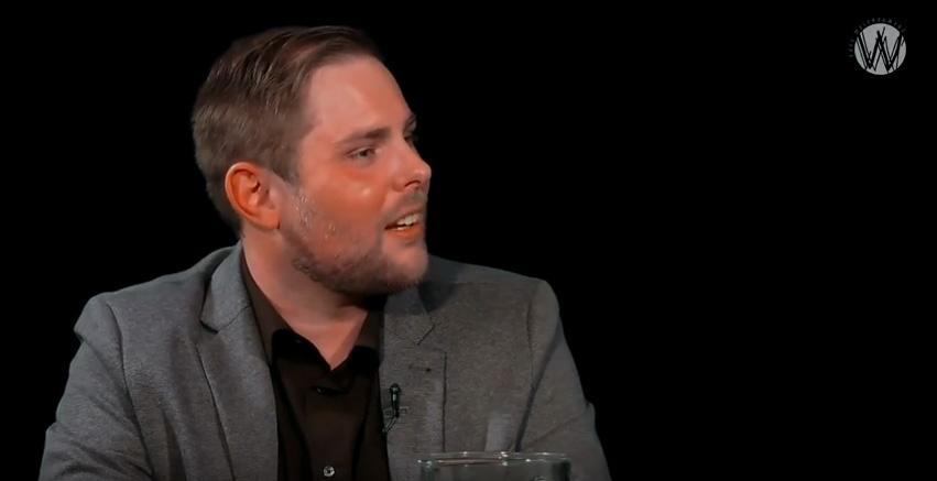 Jens De Rycke in Café Weltschmerz over Syrië
